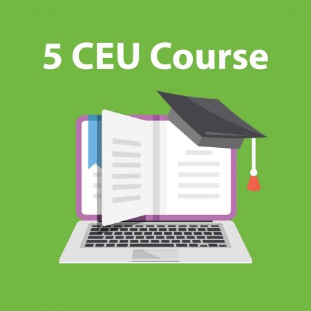 5 CEU Online Course